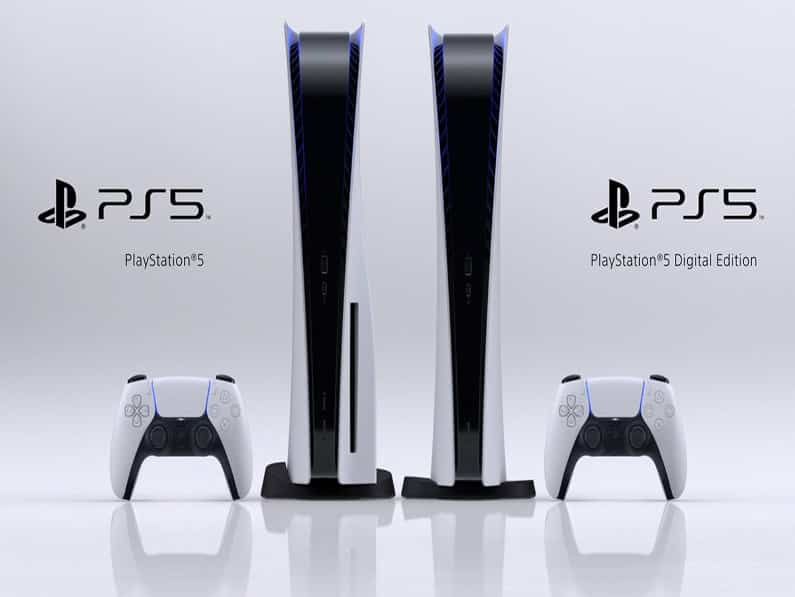 Playstation 5,PS5,