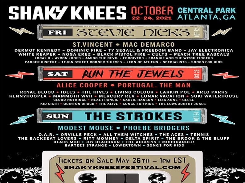 shaky,knees,shaky knees,festival,central park,atlanta,